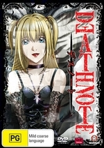 Death Note - Vol. 4 on DVD