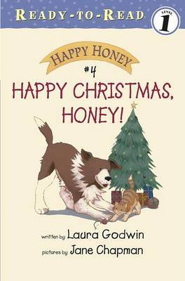 Happy Christmas Honey Happy by Godwin Laura image