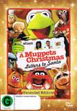 A Muppet's Christmas: Letters to Santa DVD