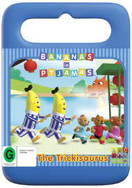 Bananas in Pyjamas: The Trickisaurus on DVD