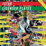 JStar Licensed Plates (2LP) by Various