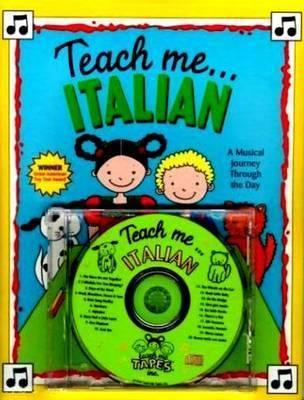 Teach Me Italian by Judy Mahoney