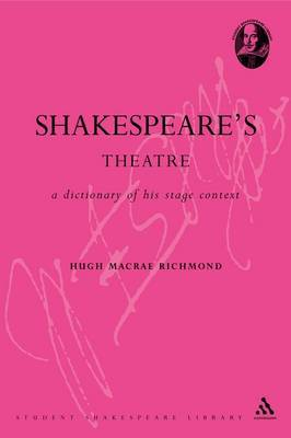 Shakespeare's Theatre by Hugh M. Richmond image