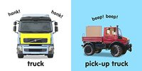 Truck: Baby Touch & Feel by DK Publishing image