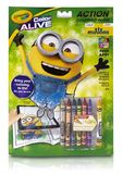 Crayola: Colour Alive Minions