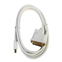 8ware Mini Display Port to DVI Cable - 2m