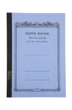 Apica A6 Lined Notebook - Blue