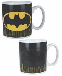 Batman Heat Change Mug - Logo