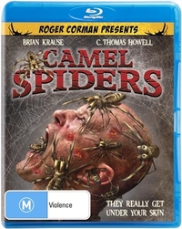Camel Spiders on Blu-ray