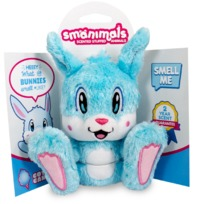 "Smanimals: Bunny (Cotton Candy) - 6"" Plush"