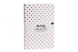 Absolutely Fabulous A5 Polka/Stripe Notebook (Set of 2)