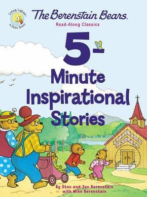 The Berenstain Bears 5-Minute Inspirational Stories by Stan Berenstain image