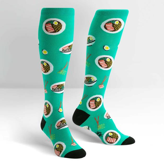 Women's - Ra-Man! Knee High Socks