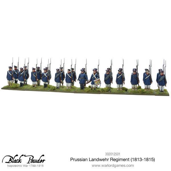 Prussian Landwehr 1813 - 1815 image