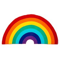 Sunnylife Shaped Towel - Rainbow