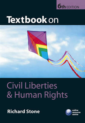 Textbook on Civil Liberties and Human Rights by Richard Stone image