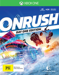 Onrush Day One Edition for Xbox One