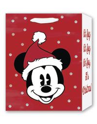 Mickey Mouse: ChristmasGift Bag