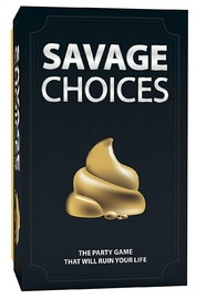 Savage Choices - Party Game