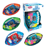 Wahu Beach: Mini Footy - Beach Ball (Assorted Designs)