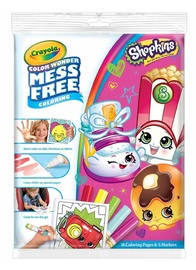 Crayola Color Wonder Shopkins