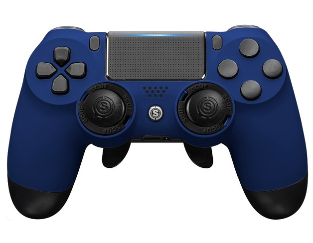 SCUF Infinity 4PS PRO Deluxe - Dark Blue for PS4