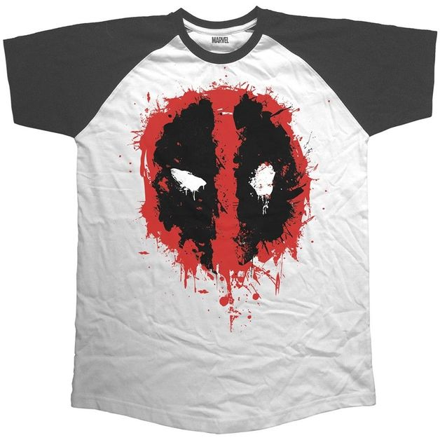 Deadpool Splat Icon (Medium)