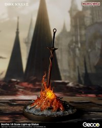 Dark Souls III 1/6 Scale Bonfire Light Up Statue