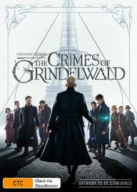 Fantastic Beasts: The Crimes Of Grindelwald on DVD