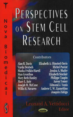 Perspectives on Stem Cell Research image