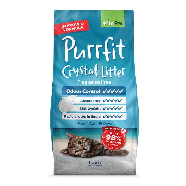 Vitapet: Purrfit Crystals (3L)