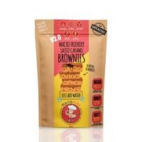 Macro Mike Baking Mix Brownies - Salted Caramel V2 (300g) image