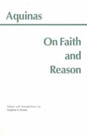 On Faith and Reason by Thomas Aquinas image