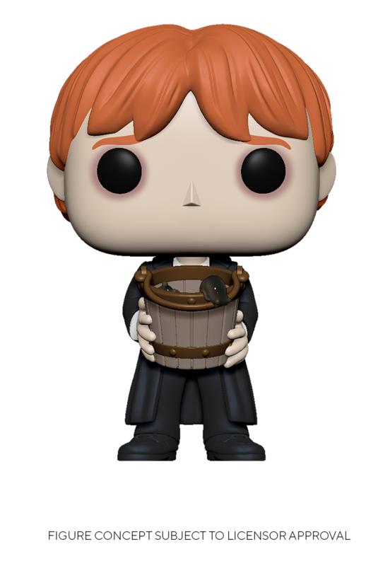 Harry Potter: Ron Weasley (With Slugs) - Pop! Vinyl Figure