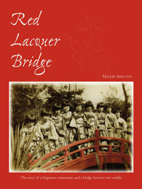 Red Lacquer Bridge by Maggie, Shelton image