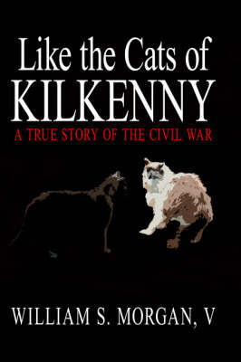 Like the Cats of Kilkenny: A True Story of the Civil War by William S. Morgan image