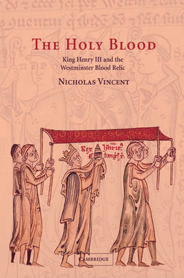 The Holy Blood by Nicholas Vincent image