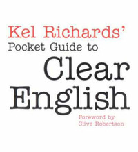 Pocket Guide to Clear English by Kel Richards image