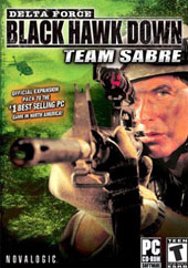 Delta Force: Black Hawk Down - Team Sabre for PC Games