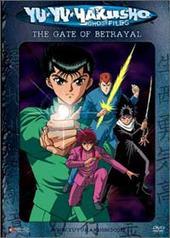 Yu Yu Hakusho: Ghost Files - Vol 04 Gate of Betrayal on DVD