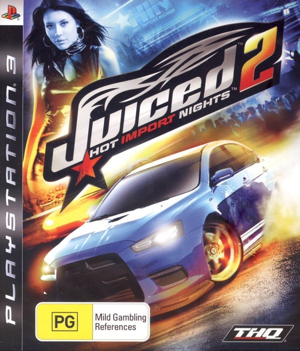 Juiced 2: Hot Import Nights for PS3