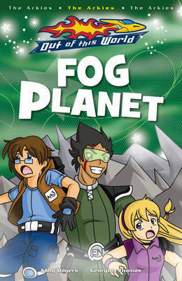 Fog Planet by Sally Odgers