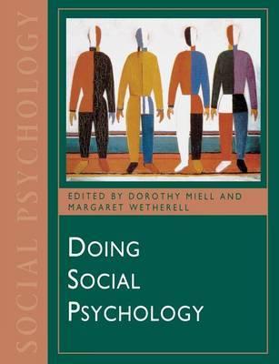 Doing Social Psychology image