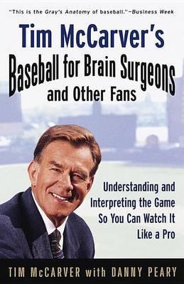 Tim Mccarver's Baseball for Brain by Tim McCarver