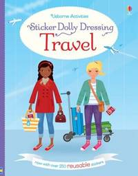 Sticker Dolly Dressing Travel by Fiona Watt