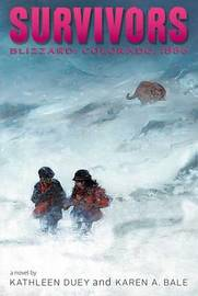 Blizzard by Kathleen Duey