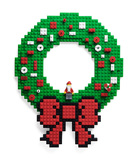 Build On Brick - Holiday Wreath