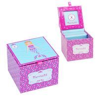 Pink Poppy: Mini Music Box - Mermaid