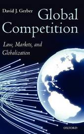 Global Competition by David Gerber image