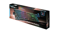 ROCCAT Suora FX - RGB Illuminated Frameless Mechanical Gaming Keyboard for PC Games image
